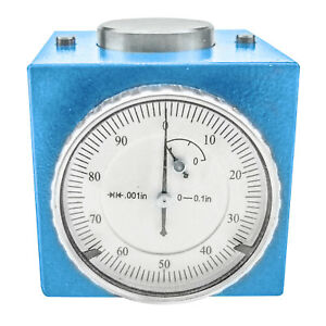 Hfs r Magnetic Z Axis Dial Setter 0004 Gage Offset Pre Setter Tool Cnc
