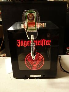 Jagermeister Jems Shot Machine With Tap Handle No Bottle Inserts e0