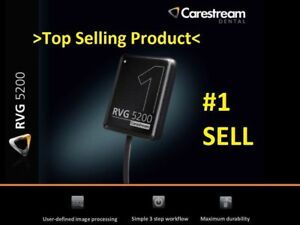 Carestream Kodak Rvg 5200 Digital X ray Sensor For Dental X ray Sensor Size 1