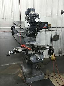Sharp Milling Machine
