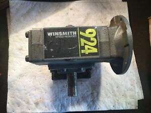 Winsmith Speed Reducer 924 Mwt D 90 Type Se