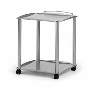 Nobo General Purpose Overhead Projector Trolley 67 X 52 X 52 Cm Grey