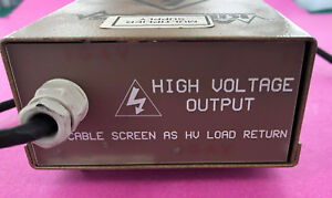 Micromass Applied Kilovolts Hp1n Electron multiplier Power Supply 10 Volts 1kv