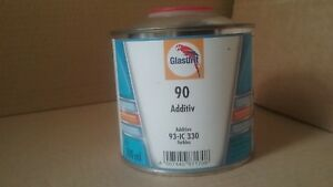 Glasurit 93 Ic 330 Additive 500ml Tin 90 Line Basecoat Solid Colour