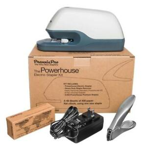 The Powerhouse Electric Stapler Value Pack