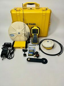 Trimble Sps851 Sps882 Gps Gnss Base Rover Receiver Kit W Tsc3 Scs900 Enabled