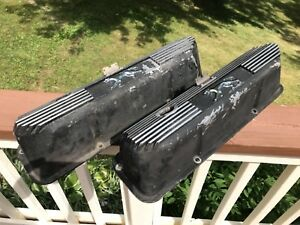 Mercury Cougar Xr7g Shelby American Inc Valve Covers Originals Real