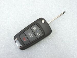 New Stylish Flip Key Remote Fob For Toyota Sienna Oem G Chip Gq43vt20t