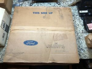 Nos Oem 1965 1966 Mustang Fastback Shelby Roofrail Weather Strip C5zz 6351223 c