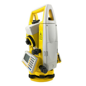 New South Nts 332r5x 2 Total Station With Guide Light Laser Plummet