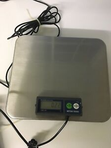 Mettler Toledo Scale Ps30 30lb X 0 01lb Stainless