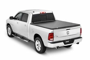 Tonno Pro Tri Fold Soft Tonneau Cover 5 7 Ft For 09 20 Dodge Ram 1500 2500 3500