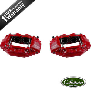 Front Brake Calipers For 2007 2008 2009 2010 2011 2012 2013 2018 Toyota Tundra
