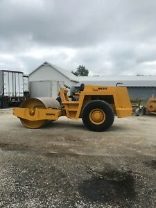 Bomag Compactor Bw213d 84 Smooth Drum Roller Vibratory