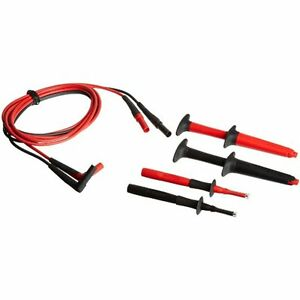 Networking Products Tl223 1 Suregrip Electrical Test Lead Set With Insulated