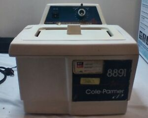 Cole Parmer Branson 8891 Ultrasonic Cleaner S02