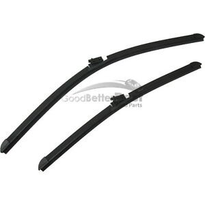 New Bosch Windshield Wiper Blade Set 3397014204 1768204300 For Mercedes Mb