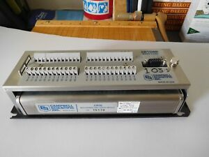 Campbell Scientific Cr10 Control Module Cr10wp Wiring Panel
