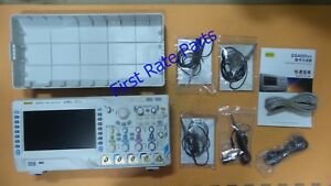 Rigol Ds4054 Digital Oscilloscope 4 Channel 500 Mhz 4gs s 140mpoint Memory Ultra