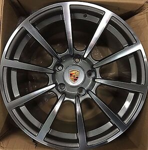 19 Porsche 997 991 911 996 Cayman Boxster S Wheels Rim Germany New New