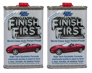 If You Liked Liquid Glass Polish Finish First The Ultimate Car Auto Wax 2 Cans