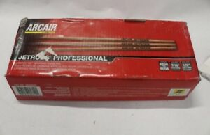 Lot Of 300 Arcair Jetrod 3 8 x14 Dc Jointed Arc Gouging Electrode 24062003