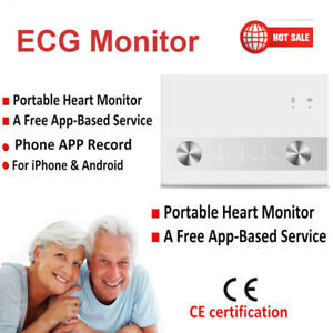 Snapecg 1 Channel Ecg ekg Machine Electrocardiograph Cardiac Monitor For Iphone