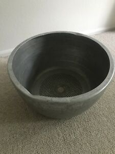 Strainer Basket For Hobart Vcm 40 Stephan Vcm 40