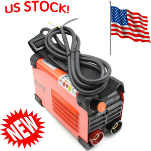 20 160 Amp 220v Stick arc mma Inverter Welder Igbt Electric Welding Machine New