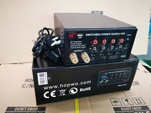 1000w Switch Mode Power Supply 12 30vdc 0 67amp Variable Adj Knob