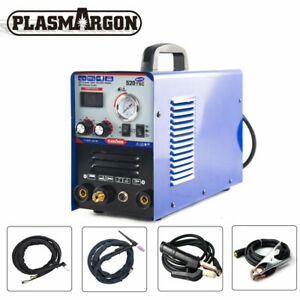 Plasma Cutter Tig Mma Welder Inverter Cutter Stick 3in1 Welding Machine