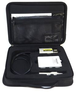 Tektronix P7313sma 12 5ghz Differential Sma Probe W Soft Carry Case