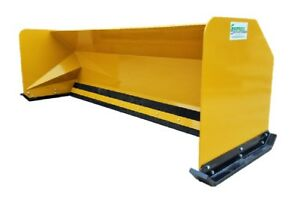 10 Jrb 416 Snow Pusher Box For Backhoe Loader Express Snow Pusher Free Shipping