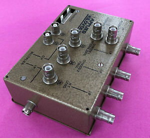 Applied Kilovolts Kmet 12 Precision Readback Phosphor Dynode Multiplier Switch