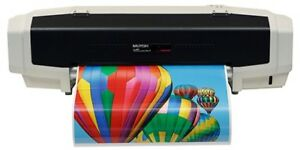Mutoh Valuejet 628 24 Ecosolvent Printer For Professional Results