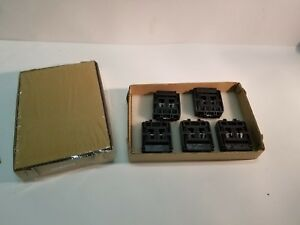 New Sealed Box Of 5 El mech Yamaichi Ic51 2084 1052 Ic51 1052 18 Ic Sockets