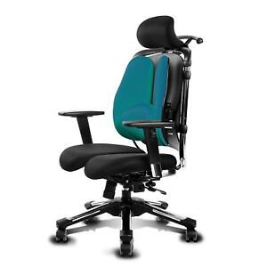 New Hara Chair Nietzche Lb Office Chair Computer Desk Functional dark Green