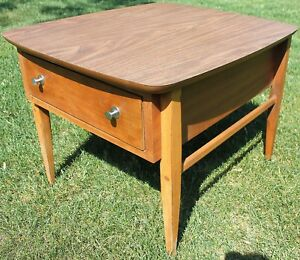 1966 Mid Century Modern Lane Accent End Table Style 1041 02 Local Pu Only