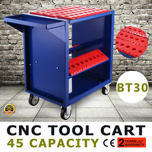 Bt30 Cnc Tool Trolley Cart Holders Toolscoot Snap On Cat30 Ct30 Super Scoot