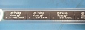 Pulse Electronics H1012nl Audio Transformer Signal Transformer 4 tubes Of 20
