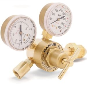 Harris 301 ar60 580 Argon And Mixes Flowgauge Regulator 3000163