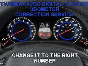 Dodge Speedometer Cluster Vin Odometer Mileage Correction Programming Service