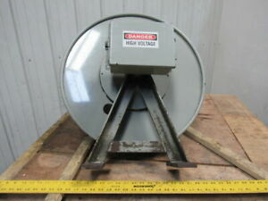 Insul 8 Powereel 600v 10a 50 10 Awg Wire Powered Cable Reel