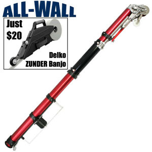Level 5 Drywall Automatic Taper Taping Tool Get A Delko Zunder Banjo For 20