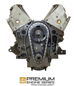 Oldsmobile 3 4 Engine 207 00 01 02 Alero Silhouette New Reman Oem Replacement