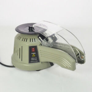 110v Zcut 2 Electric Tape Dispenser 160w Adhesive Tape Cutter Machine New