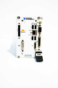 National Instruments Ni Pxi 8106 2 16 Ghz Dual core Pxi Embedded Controller