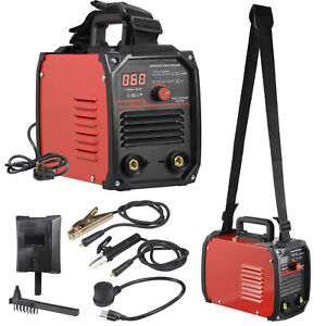 110 220v Mini Inverter Mma Welder Household Electric Welding Machine Dc Inverter