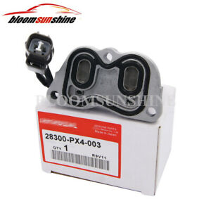 28300 Px4 003 Transmission Lock Up Solenoid Fits For Honda Accord 4 Cylinder