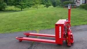 Electric Pallet Jack All New Wheels And Charger
